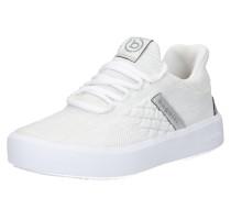 Sneaker 'Kelli' hellgrau / weiß