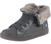 Sneakers High rauchblau