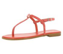 Sandale 'olimpia' koralle
