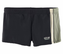 Boxer-Badehose Swimwear blau