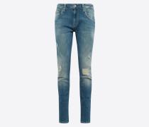 Jeans 'Zinc' blue denim