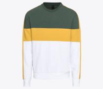 Sweatshirt 'RP MJJ 16.02.18 Sport Block Crew'