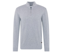 Pullover 'ale' graumeliert