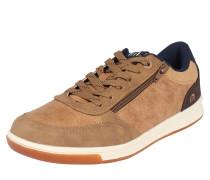 Sneaker 'roma' braun