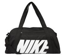 Sport-Tasche 'Gym Club' schwarz / weiß