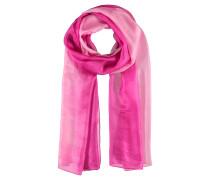 Degradé Schal pink