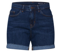 Jeansshorts 'lexi' blue denim