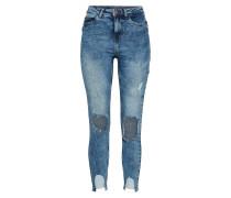 Jeans 'lexi' blue denim
