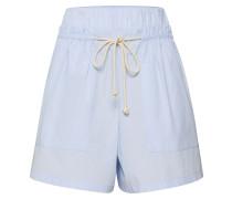 Shorts 'might' hellblau