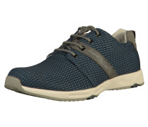 Sneaker dunkelblau / grau