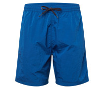 Shorts 'linedwalkshort' blue denim
