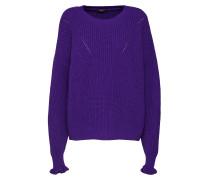 Pullover violettblau