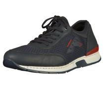 Sneaker dunkelblau / rostbraun