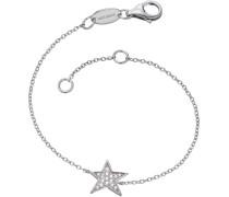 Armband mit Zirkonia 'Stern Lil' Erb-Lilstar-Zi'