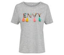 Shirt hellgrau / mischfarben