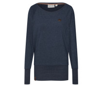 Pullover 'Groupie' dunkelblau