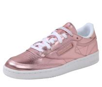 Sneaker 'club' rosa