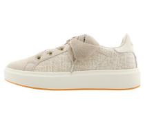 Sneaker 'Impressions Corda' beige