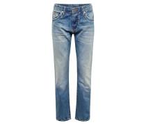 Jeans 'ni:co:r611' blue denim