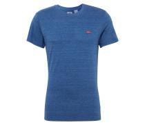 T-Shirt 'original HM Tee' dunkelblau
