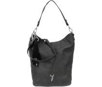 Handtasche 'Romy' schwarz