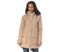 Walk On By Funktionsjacke beige