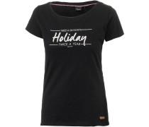 'jonze' T-Shirt schwarz