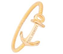 Ring 'Anchor Rope PH-FR-ARo-G' gold