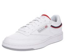 Sneaker 'club C 85 MU' navy / weiß