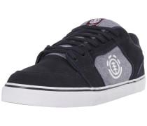 Sneaker 'Heatley' nachtblau / graumeliert