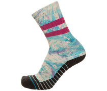'Athletic Fusion Ultraviolet Crew' Socken mischfarben