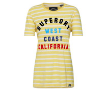Shirt 'West Coast Stripe Entry'
