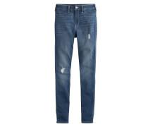 Jeans 'medium Dest' blue denim