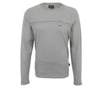 Sportsweatshirt 'Tide Ride LW Crew' grau