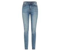 'Lexi' HW Skinny Fit Jeans blue denim