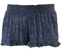 Minime Shorts dunkelblau / schwarz