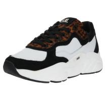 Sneaker 'Rock' schwarz / weiß