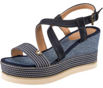 Sandalette navy / dunkelblau