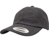 Dadcap 'Melton Wool' graumeliert