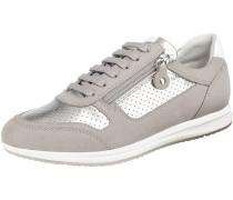 Sneakers 'D Avery' beige / silber