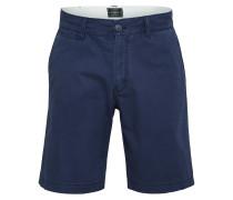 Chino Shorts dunkelblau