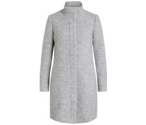 Mantel graumeliert