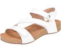 Sandalen 'Tonga' weiß