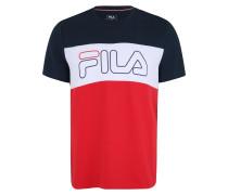 """T-Shirt """"Rudi""""' blau / rot / weiß"""