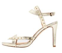 Sandalette gold