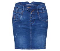 Rock 'marge Skirt' blue denim