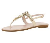 Sandale 'olimpia' nude