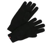 Fingerhandschuhe 'jacleon' schwarz
