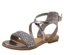 Sandale silber
