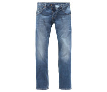 Jeans 'michigan' blue denim / bronze